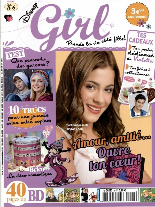 Disney Girl Magazine
